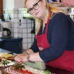 Armela Liegl, Inhaberin der Buschenschenke Irregger