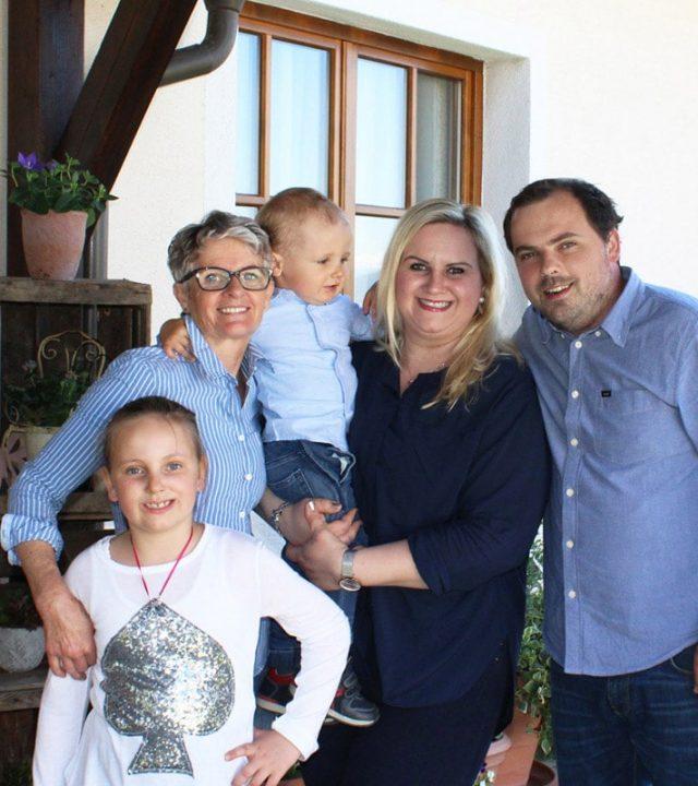 Familienbetrieb Buschenschenke Irregger in Wieting